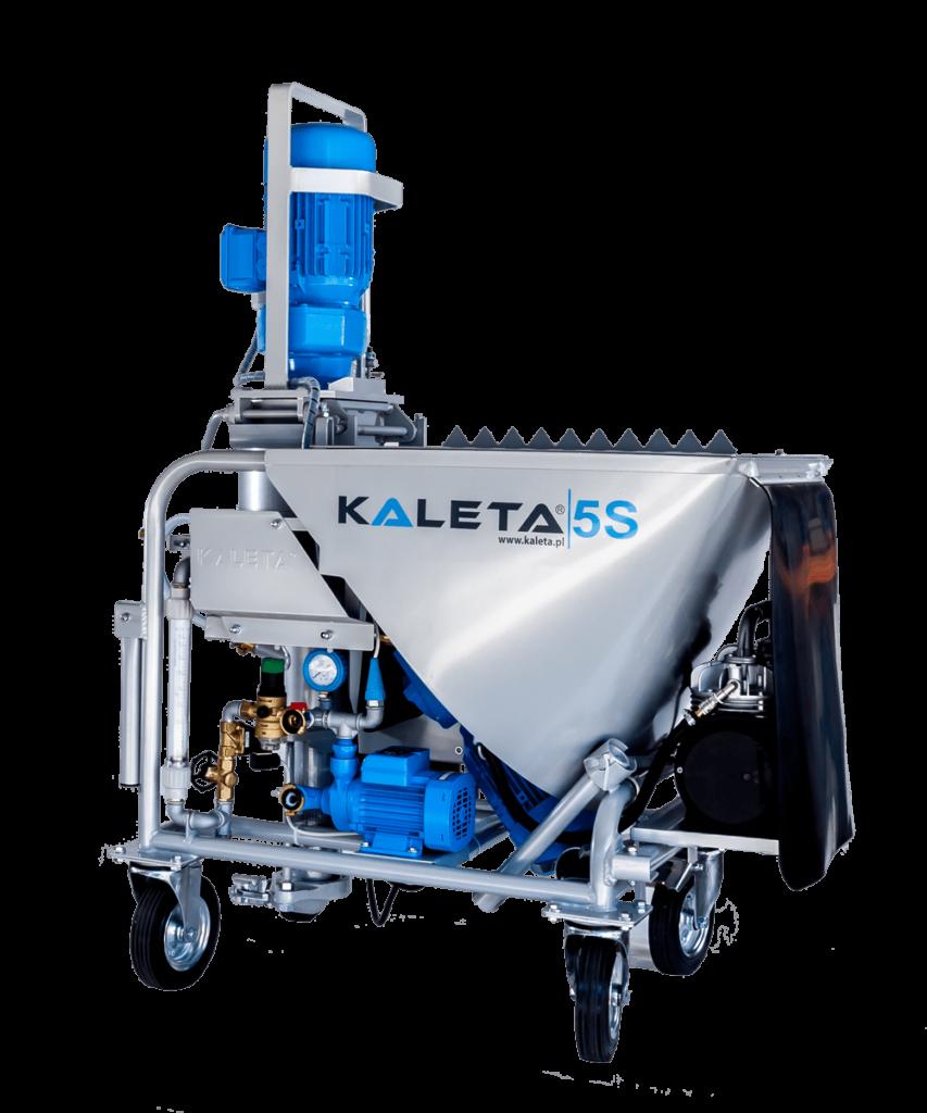 Штукатурная станция Kaleta5s